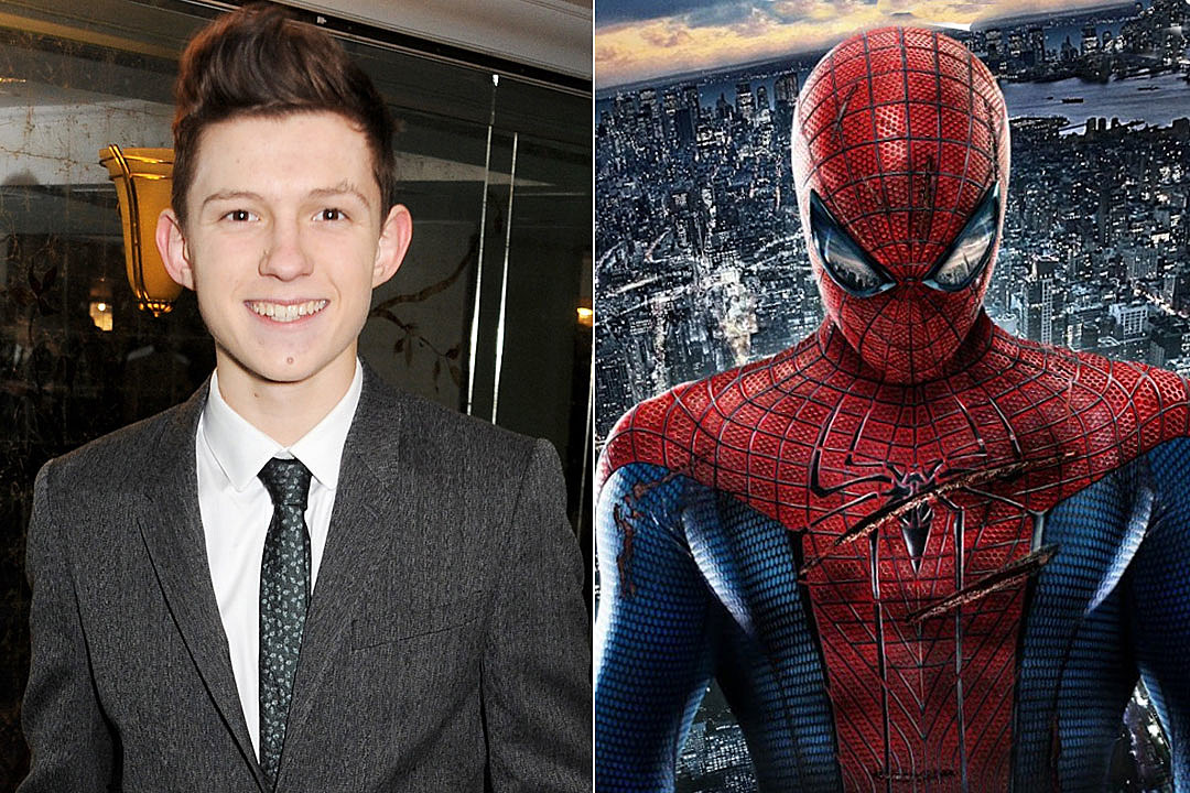 Tom holland officially cast as marvels new spider man m4hsunfo