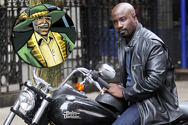 Netflix 'Luke Cage' to Face Marvel's Cottonmouth in Pilot