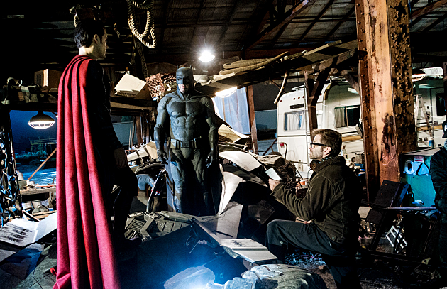 Batman vs Superman pic