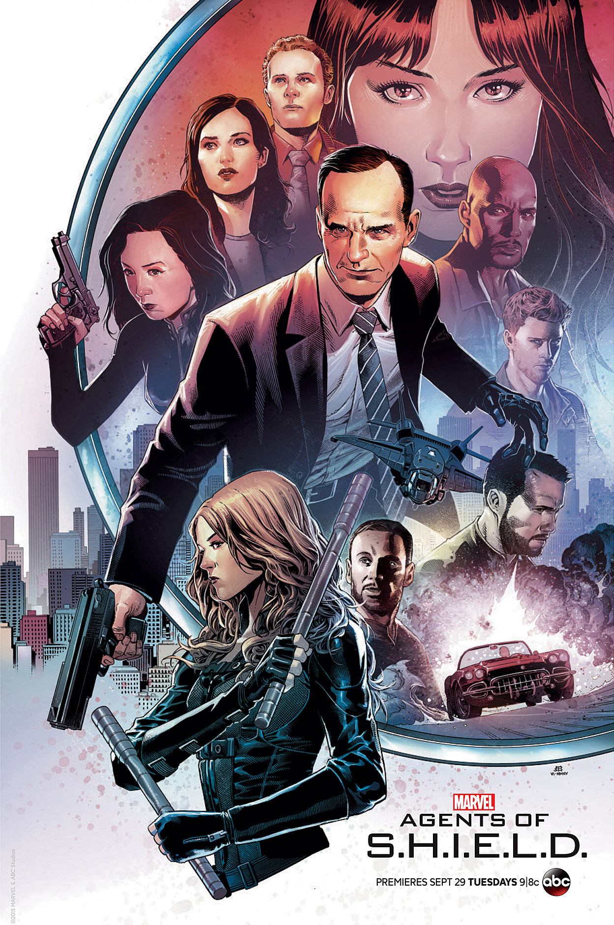 marvels agent of shield staffel 3 deutsch