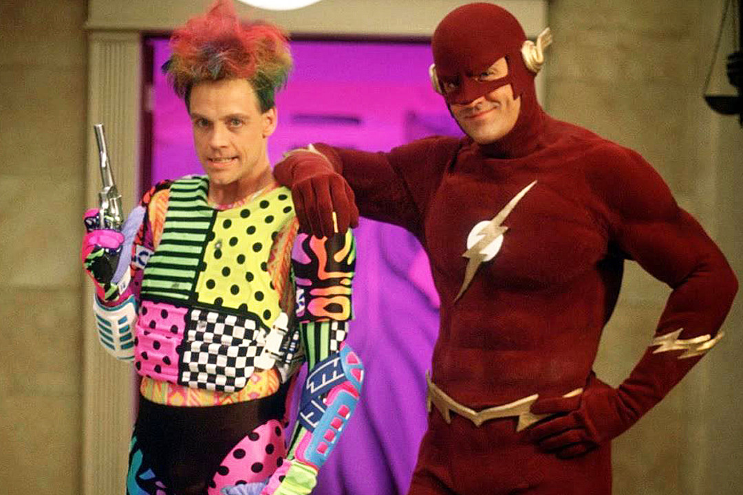Original 1990 'Flash' TV Series Now Streaming on CW Seed
