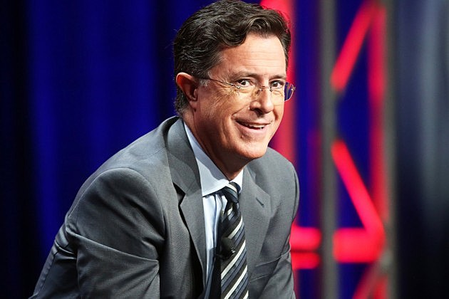 Late Show Stephen Colbert First Week Guests