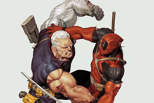Deadpool 2 Villain Cable