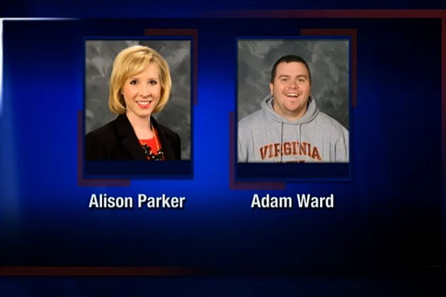 Alison Parker Adam Ward Virginia Shooting