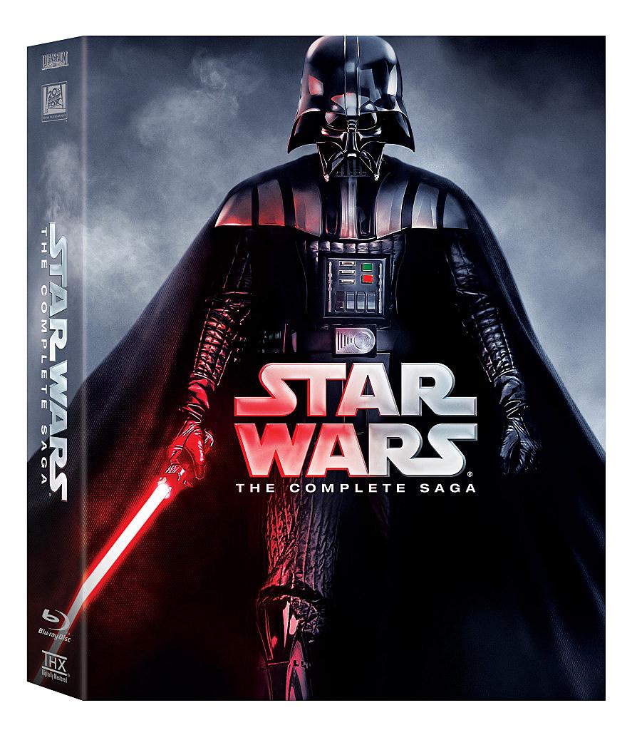Blu ray star wars / Fondos de escudos