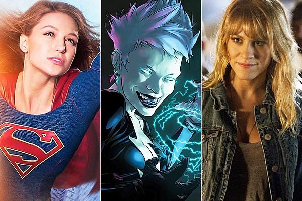CBS 'Supergirl' Casts Brit Morgan as DC's 'Livewire'