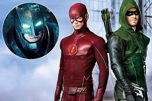 DC Movie TV Crossover Universe
