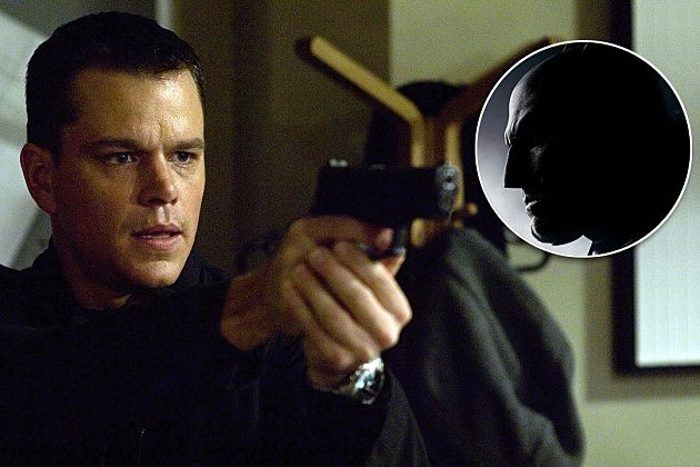 Matt Damon Bourne Batman