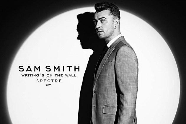 Sam Smith Writing on the Wall