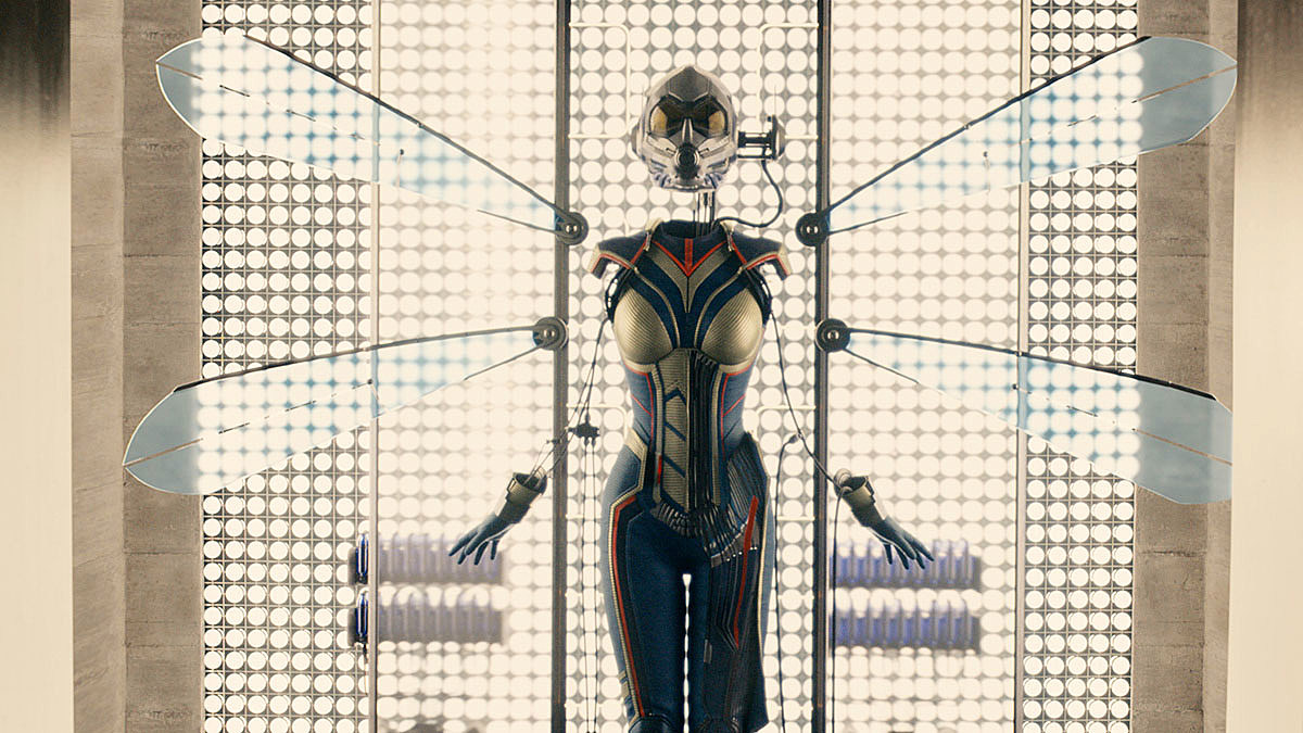 'Ant-Man' Concept Art Reveals a Great New Look at The Wasp