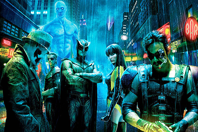 Watchmen TV Series HBO Zack Snyder