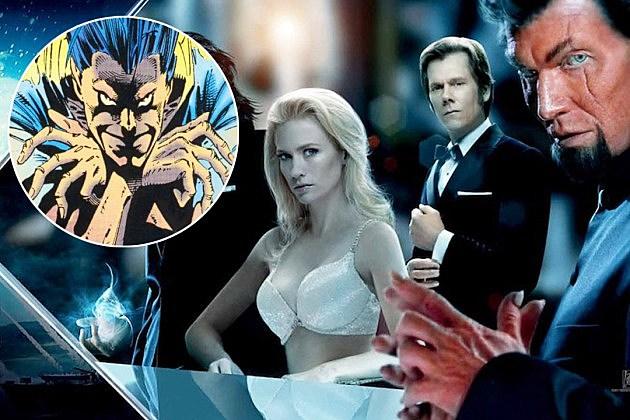 X Men TV Series Legion Hellfire FX FOX