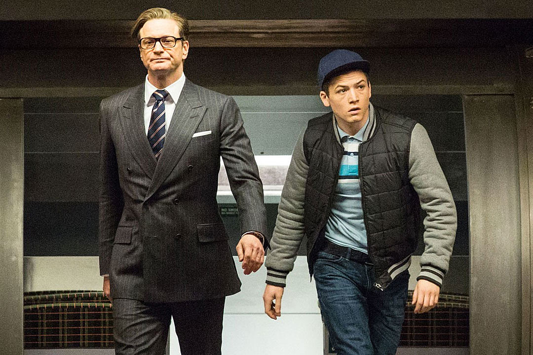Kingsman The Secret Service (2014) Full Movie Online