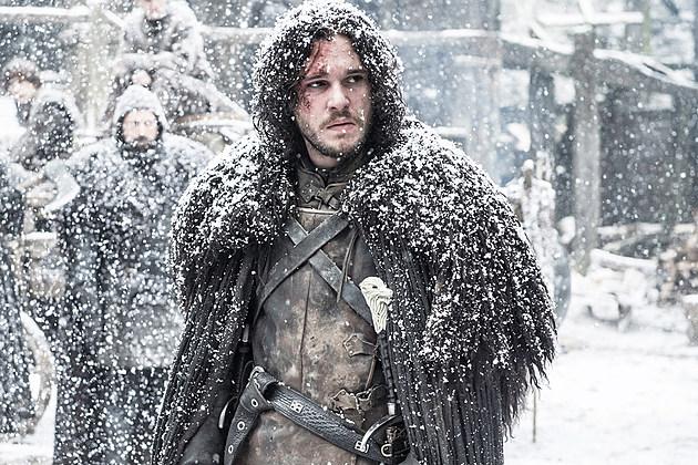 Game of Thrones Season 6 Jon Snow Poster April