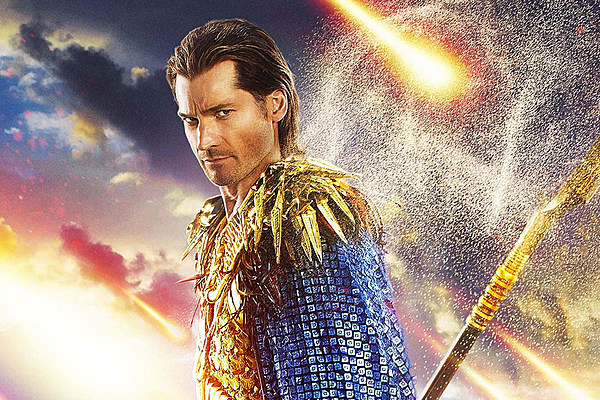 The 'Gods of Egypt' Posters Are Baffling, Fabulous, Culturally Insensitive