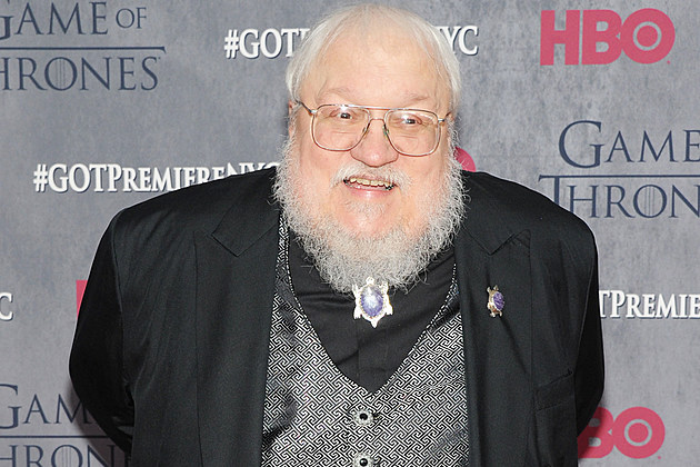 George RR Martin Winds of Winter Update