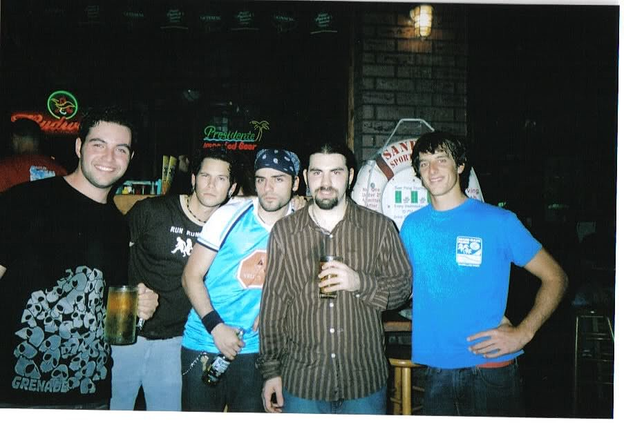 here u2019s oscar isaac playing bass in a ska band in 1996