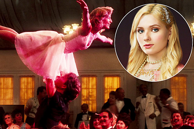 ABC Dirty Dancing Musical Abigail Breslin