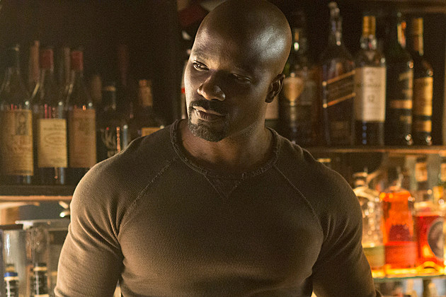 Luke Cage Mike Colter Flashback Music