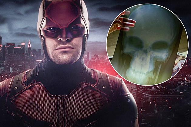 Daredevil Season 2 Photo Punisher