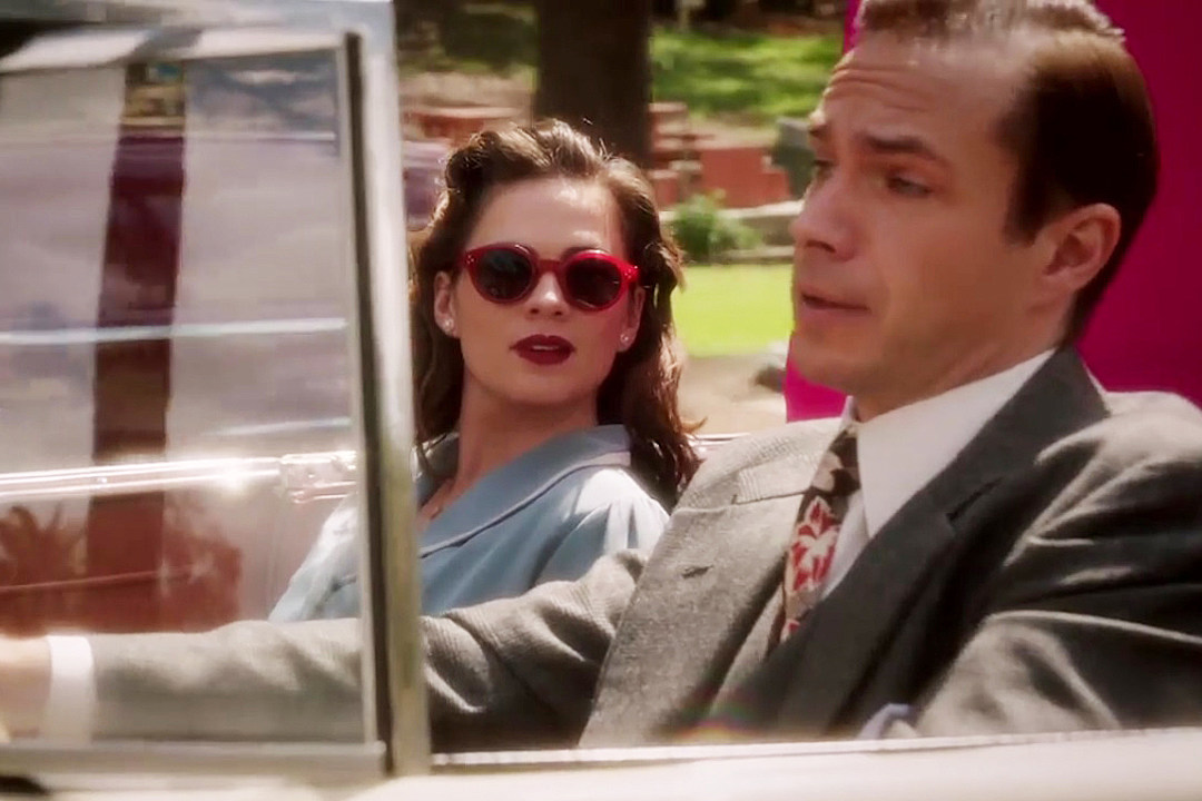 'Agent Carter' Takes Aim at