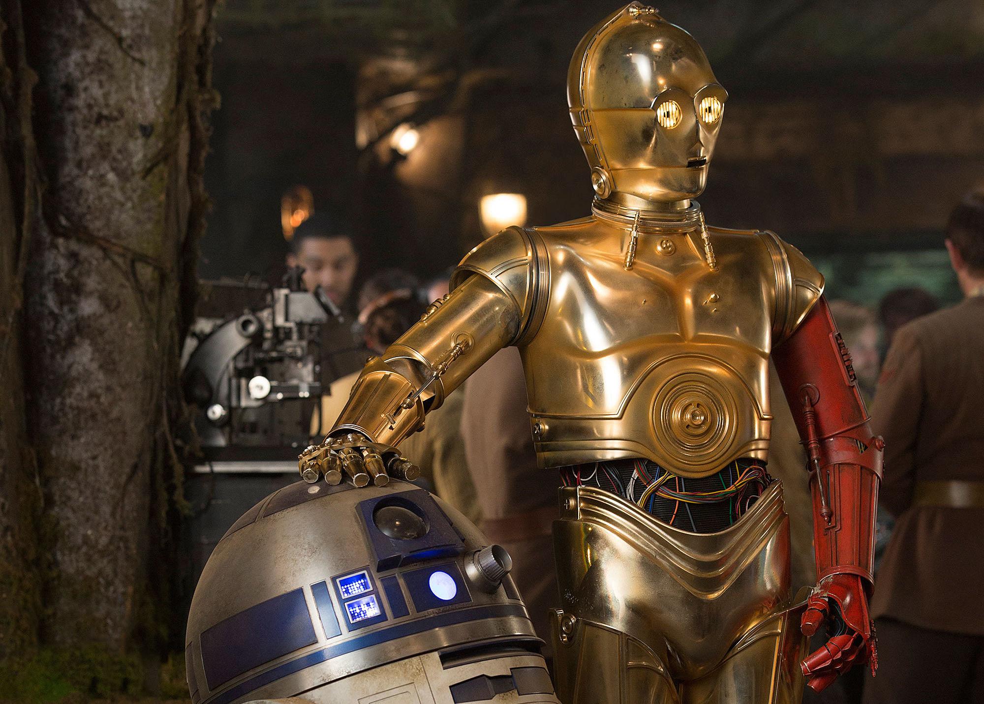 Force Awakens C3PO