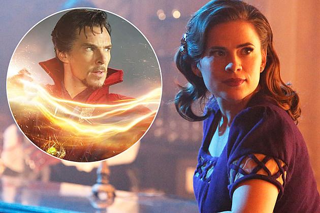 Agent Carter Season 2 Doctor Strange Clip