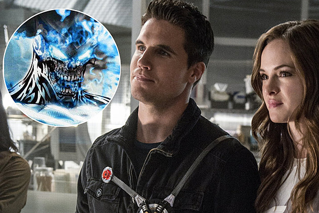 The Flash Robbie Amell Deathstorm Return