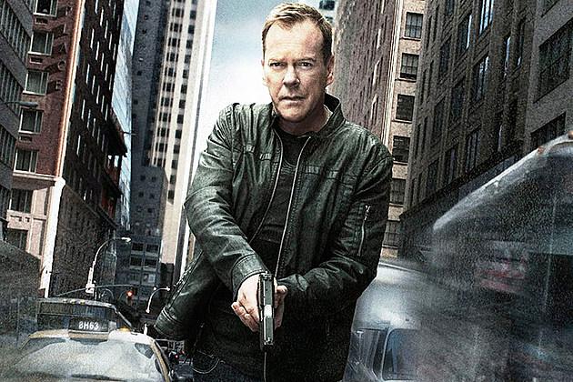 FOX 24 Legacy Reboot Kiefer Sutherland