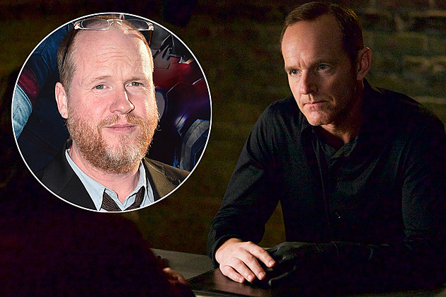 Joss Whedon Agents of SHIELD Coulson Marvel TV