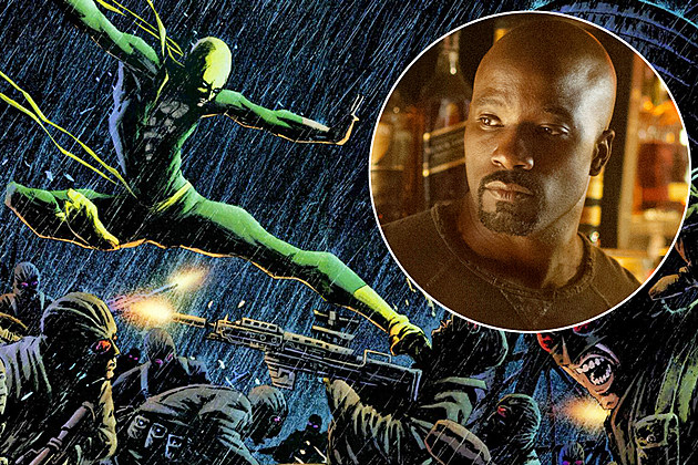 Netflix Iron Fist Cast Mike Colter