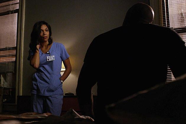 Luke Cage Rosario Dawson Claire Role