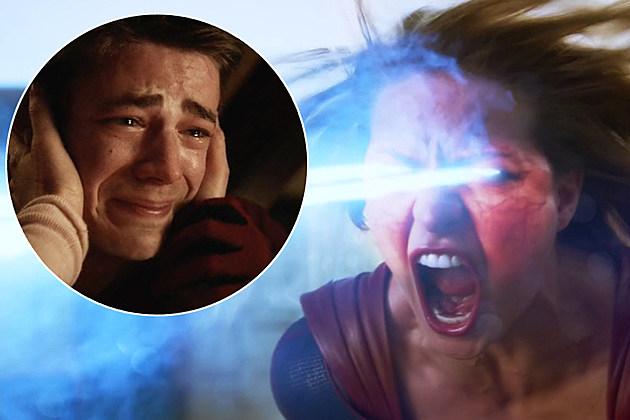 Supergirl Flash Crossover Andrew Kreisberg