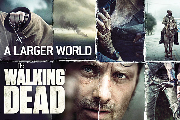 The Walking Dead 2016 Photos Key Art