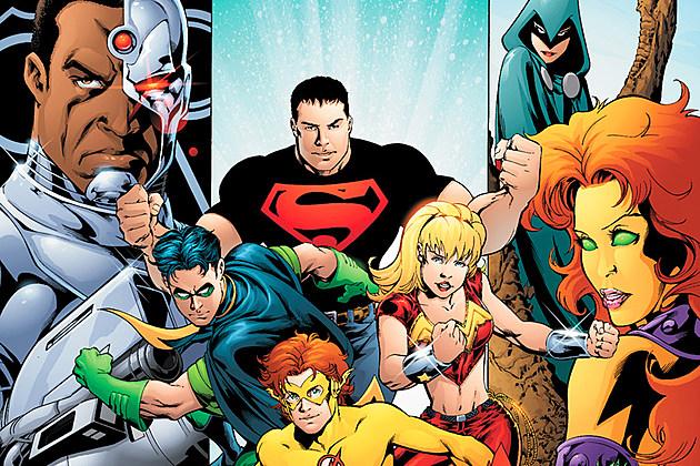 TNT Teen Titans TV Series Dead
