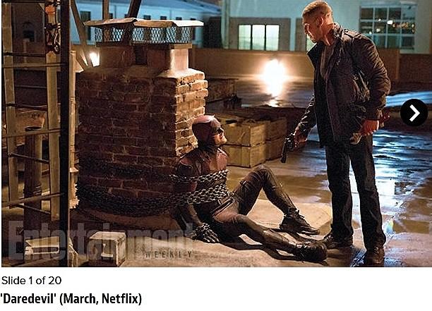 Daredevil Season 2 Premiere March