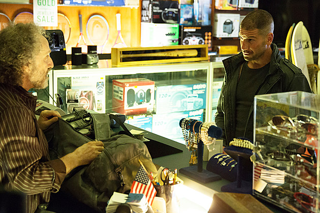 Netflix Punisher Spinoff Jon Bernthal