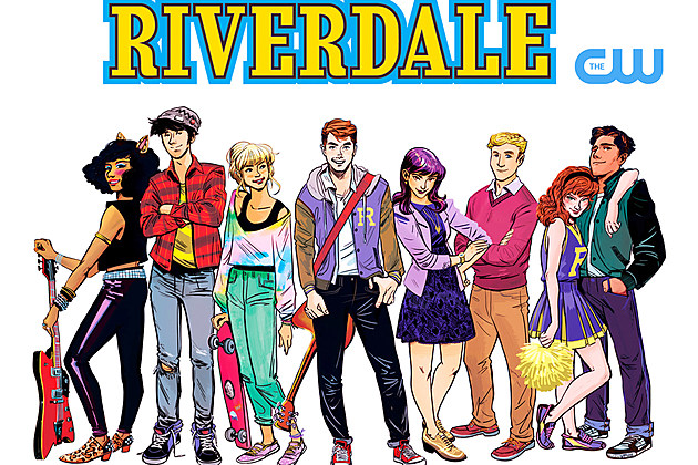 CW Riverdale Frequency 2016 Pilots