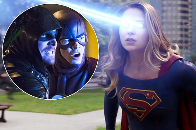 Supergirl Arrow Flash Crossover Deadline