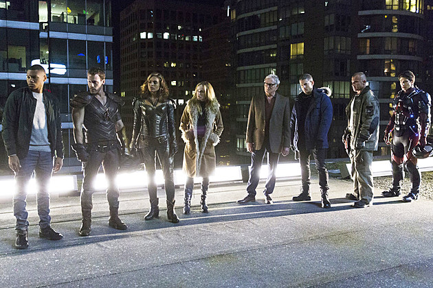 Legends of Tomorrow Crossover Spinoff Season 2
