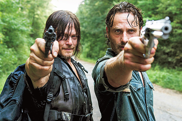 The Walking Dead 2016 Daryl Spoilers