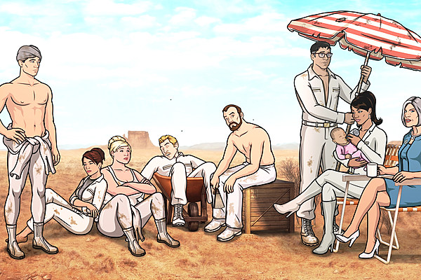 'Archer' Season 7 L.A. Details and Guest Stars Revealed