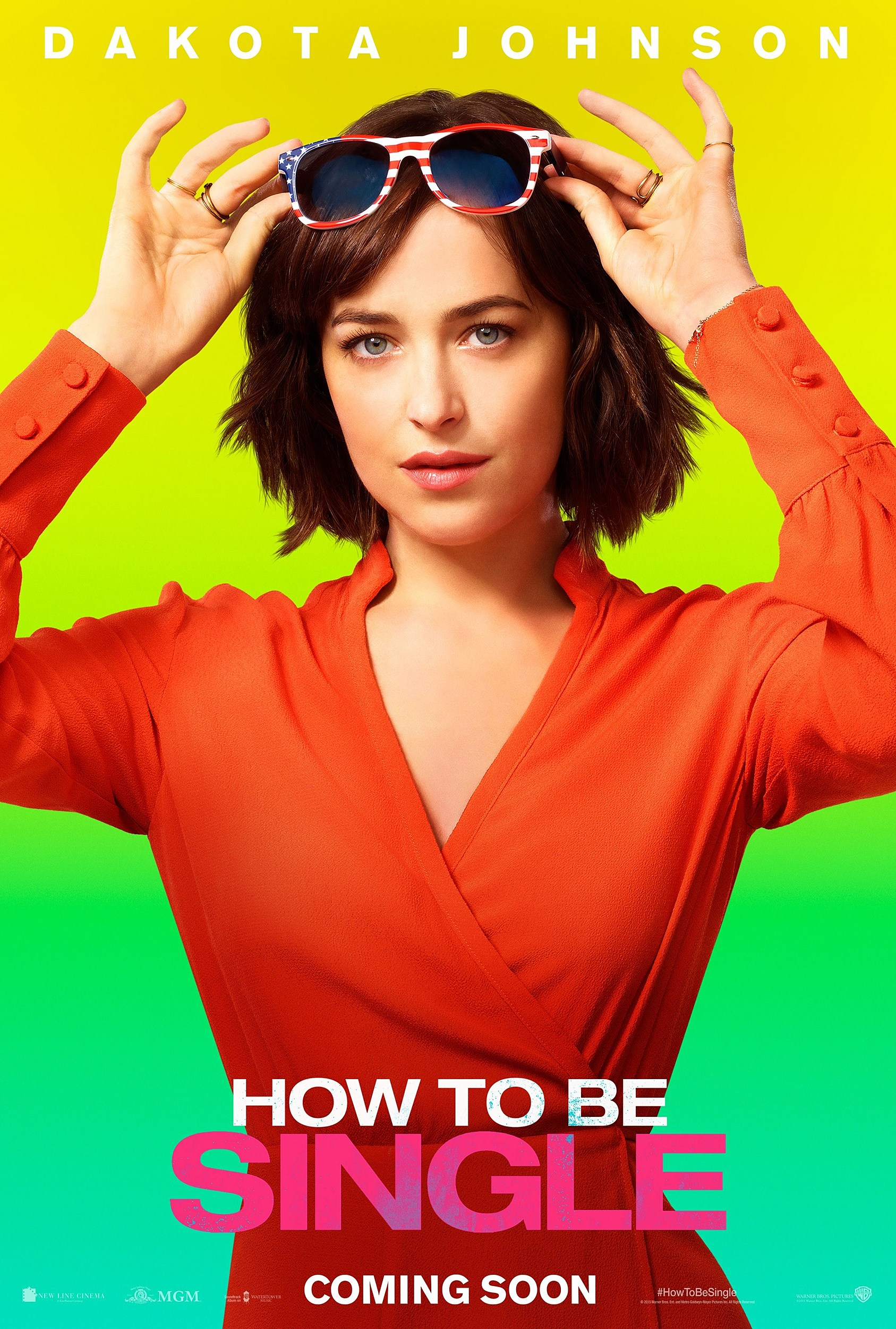 'how To Be Single' Review: Dakota Johnson's In An Empire State Of Mind
