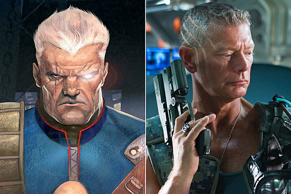 Stephen Lang Wants To Play Cable In Deadpool 2