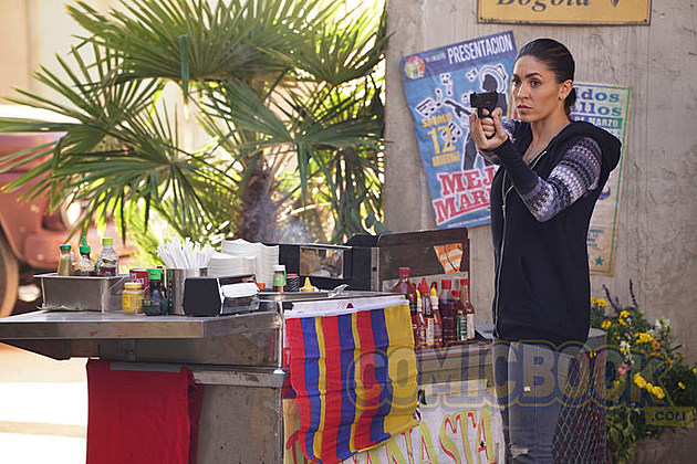 Agents of SHIELD Slingshot Natalie Cordova Buckley