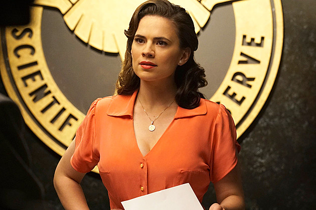 Hayley Atwell Agent Carter Season 3
