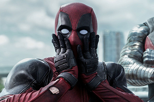 Deadpool biggest R-rated movei