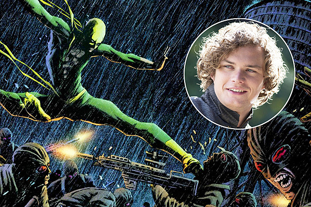 Netflix Iron Fist Finn Jones