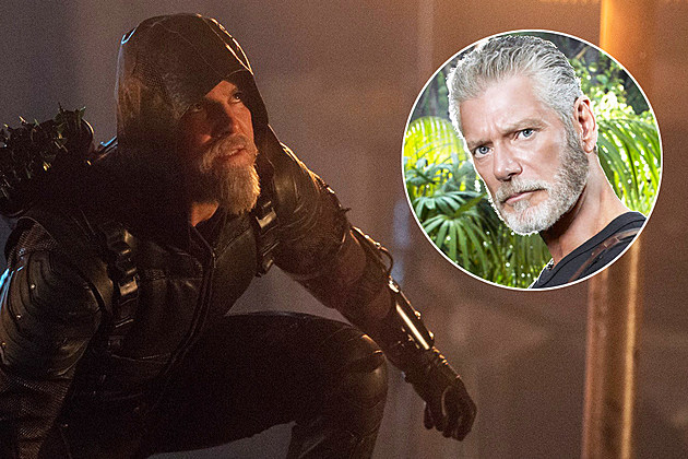 Legends of Tomorrow Future Oliver Stephen Lang