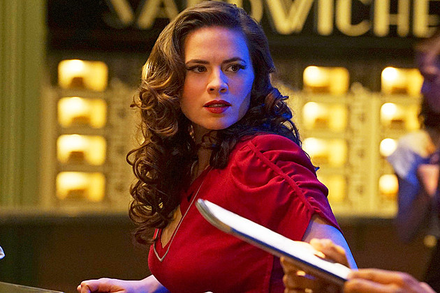 Agent Carter Season 3 Hayley Atwell